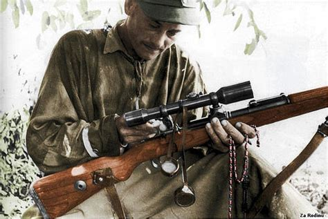 Colorizations By Users - German sniper