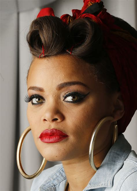 Singer Andra Day rises as soul songstress   The Seattle Times