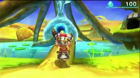 Ever Oasis - New Gameplay Nintendo Direct - YouTube