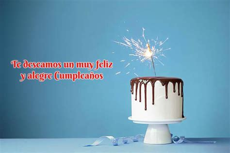 Birthday Wishes in Spanish   Images & Text Wishes With