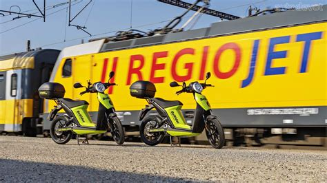 Skoda partners with RegioJet to offer first and last mile
