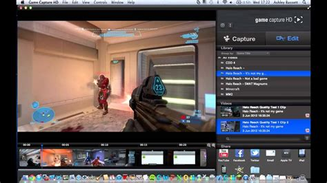 """How to use the """"Game capture HD"""" software with the Elgato"""