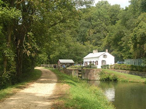 C&O Canal Towpath - Trail Running
