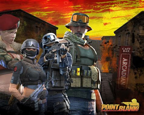 PC Game Informasi: CHEAT POINTBLANK - POINT BLANK