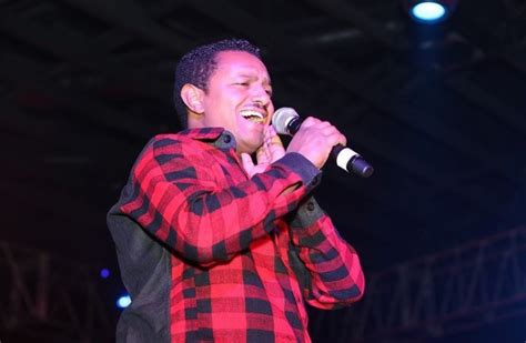 Teddy Afro's Biography | Durame