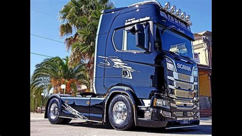 BEST TRUCK IN THE WORLD (SCANIA S730,S580,S500) Next