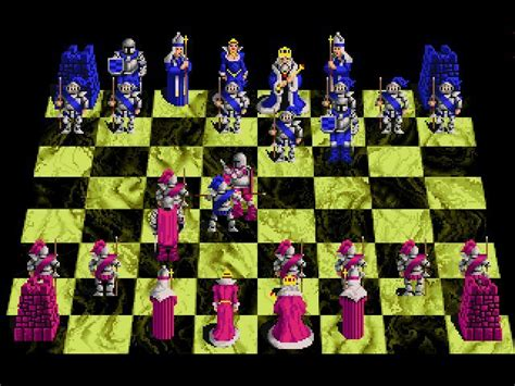 Battle Chess Special Edition - Download - Free GoG PC Games