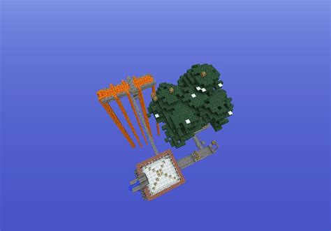 Skyblock Builds Minecraft Project
