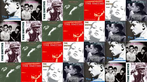 The Smiths Hatful Of Hollow The Smiths Meat Wallpaper