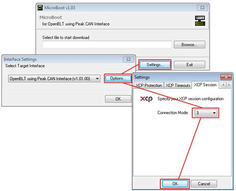 Firmware updates in a network with multiple nodes - Feaser