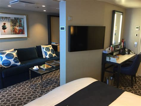 Photo tour of Grand Suite on Royal Caribbean's Anthem of