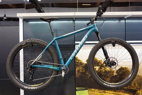 EB15: 2016 Cannondale mountain bikes get bigger with