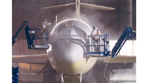 Paint: What is Important to the Aircraft Maintenance Industry?