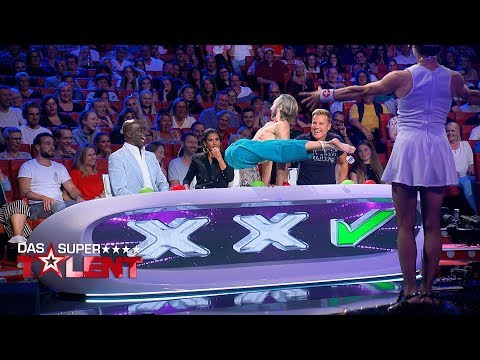 """""""Das Supertalent"""": Christian Stoinev und Chihuahua Percy"""