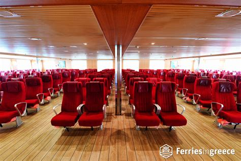 Nissos Mykonos ferry boat, tickets, reviews, photos and routes