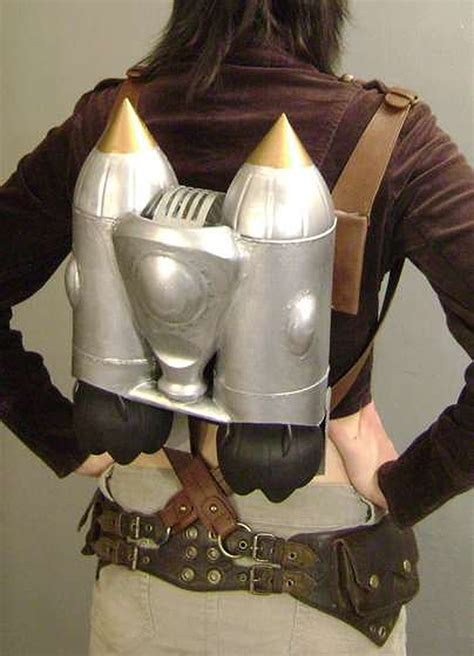 How To: Build A Jet Pack From Garbage | Bit Rebels