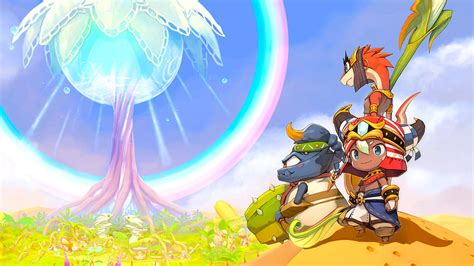 Ever Oasis Gameplay - Taking On A Desert Quest - GameSpot