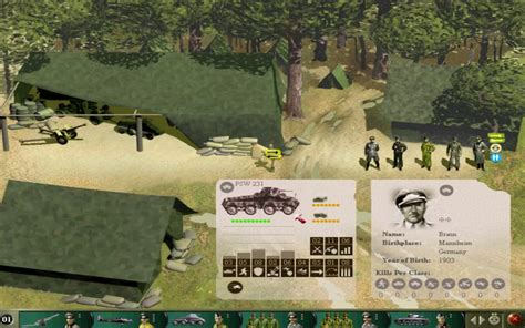 Panzer General III: Scorched Earth Download   GameFabrique