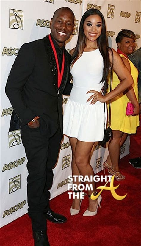 Tyrese and Guest – ASCAP 2013 - Straight From The A [SFTA