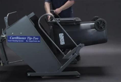 CartBlaster Tip-Too Cart Cleaning System - AaquaTools