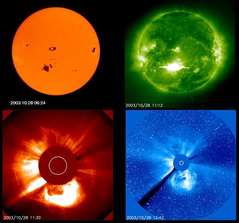 Space Weather - The Sun Today with C