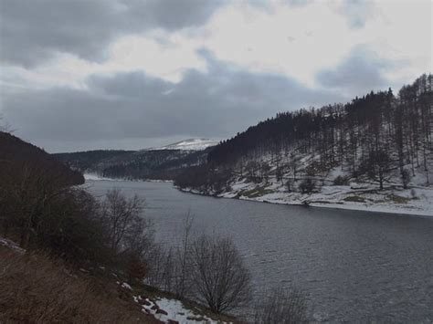 Ladybower Reservoir in the The Peak District National Park