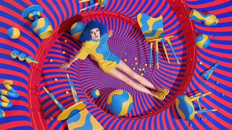 sagmeister & walsh channels psychedelia in aïzone campaign
