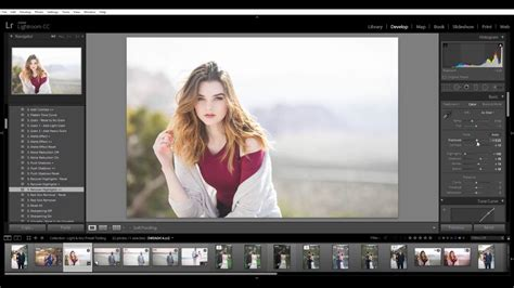 Light and Airy Lightroom Presets! - YouTube