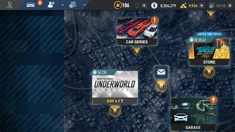 Is there a gold limit in this game? : nfsnolimits