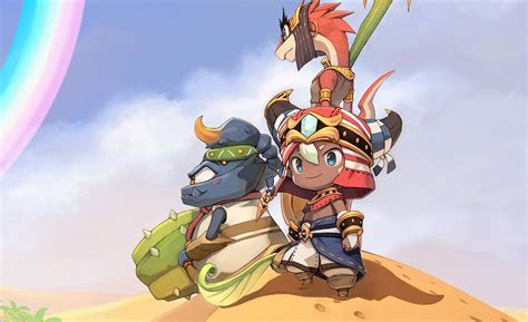 Ever Oasis comes out tomorrow on 3DS, here's an in-game