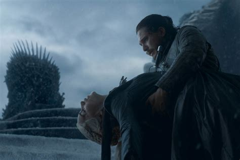 """TV Review: Game of Thrones - """"The Iron Throne"""" — Strange"""
