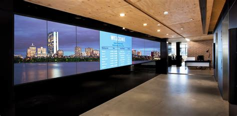 4K, 6K and Beyond – Ultra High Definition Video Walls