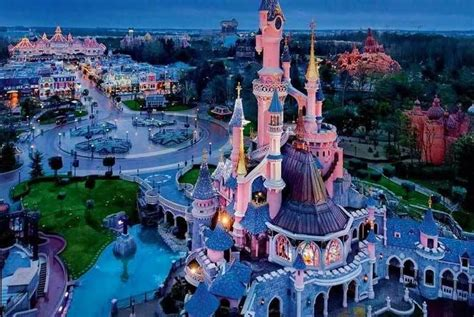 The Quickest Way to Get to Disneyland Paris from