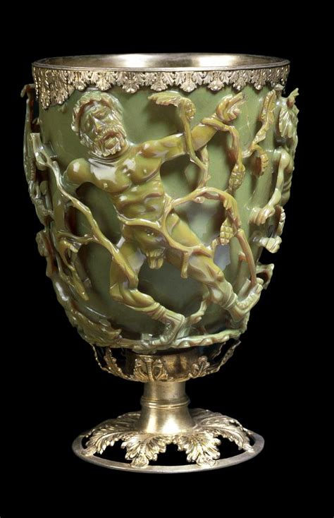 British Museum - The Lycurgus Cup