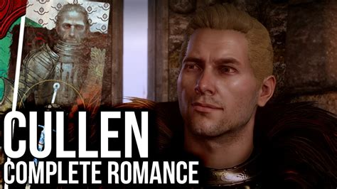 Cullen - Complete Romance (Dragon Age: Inquisition) with