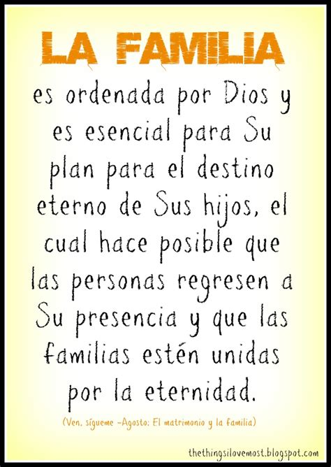 INSPIRATIONAL FAMILY QUOTES IN SPANISH image quotes at