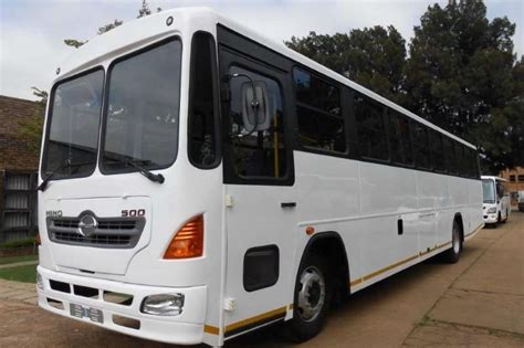 2019 Hino 65 seater commuter bus 65 seater Buses Trucks