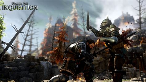 Learn how to fight in Dragon Age: Inquisition - VG247