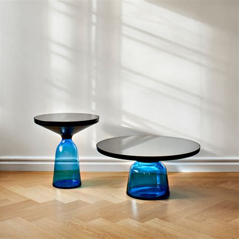 ClassiCon Bell Coffee Table Kaffeetisch Stahl | AmbienteDirect