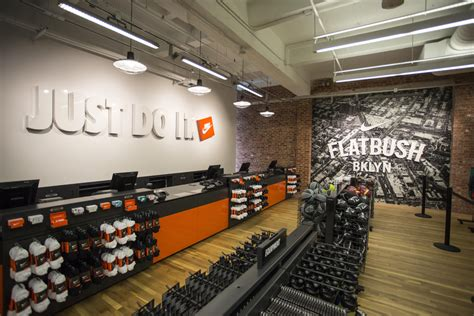 Go Inside Nike's First-Ever Brooklyn Store   Sole Collector