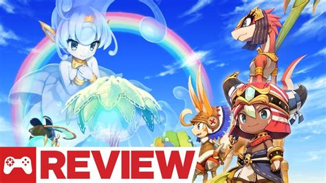 Ever Oasis Review - YouTube