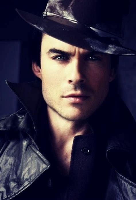 Ian Somerhalder, My best friend is obsessed with him