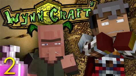 Minecraft RPG: WynnCraft! THE POTIONMASTER'S DUNGEON! (2
