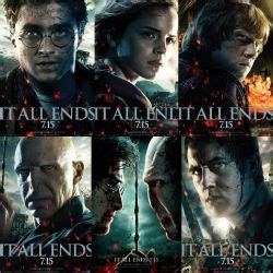 Chapter 1: The TriWizard Tournament | It all ends (Harry