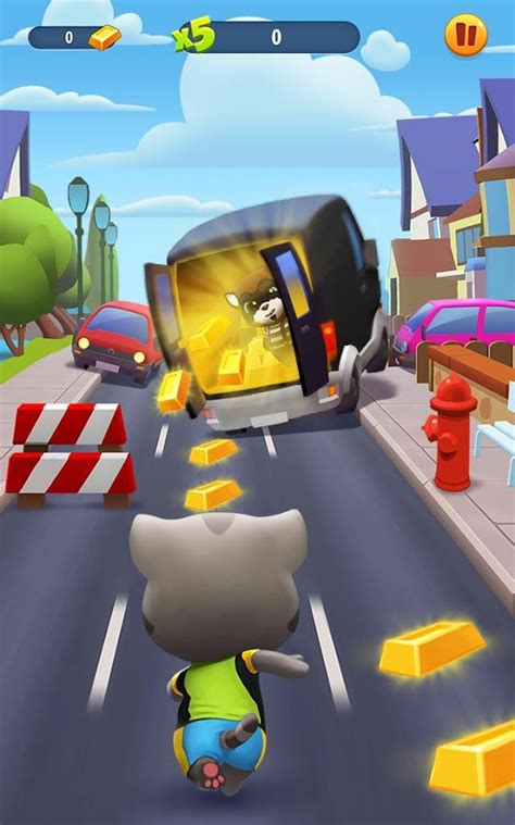Talking Tom Gold Run » Apk Thing - Android Apps Free Download
