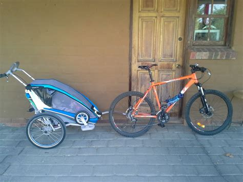 Gear Review: Thule Chariot CX1 • Ultra168