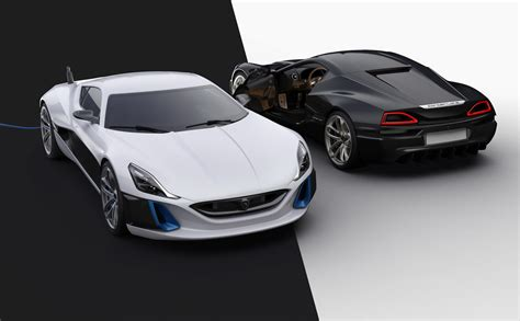 Rimac Working On New Electric Hypercar, Close To Securing