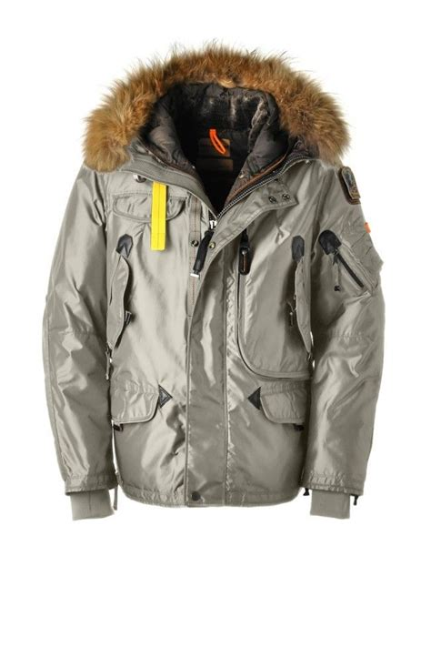 Parajumpers Right Hand Jacke Beige Herren Outlet Store