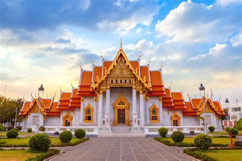 Buddhist Temples of Bangkok - One of the Most-Visited