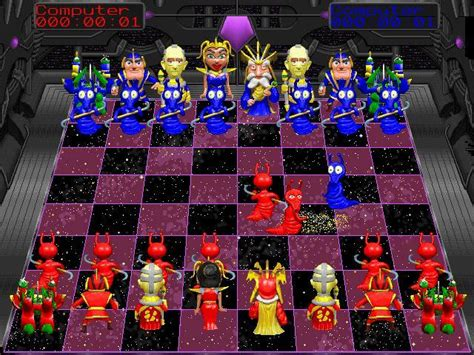 Battle Chess Special Edition [74 MB] Torrent İndir